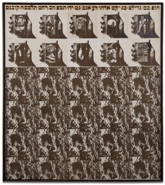 Wallace Berman, 'Untitled', ca. 1968