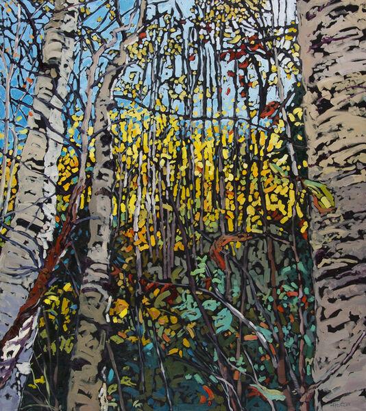 Deb Komitor, 'Dancing with an Autumn Breeze', 2015