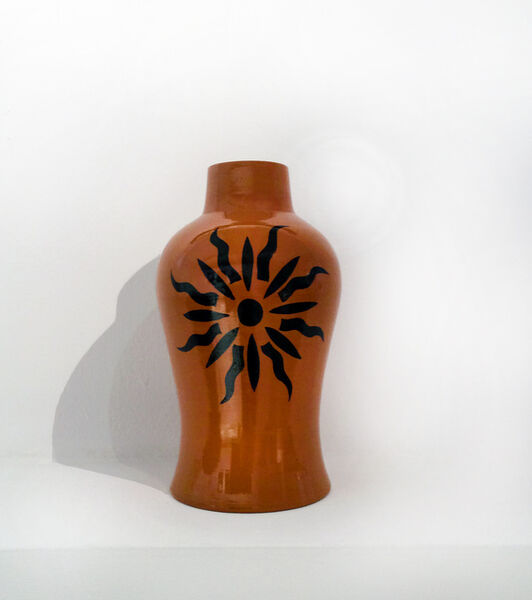 Alessandro Mendini, 'Vase, Collection Easy Home', 1995