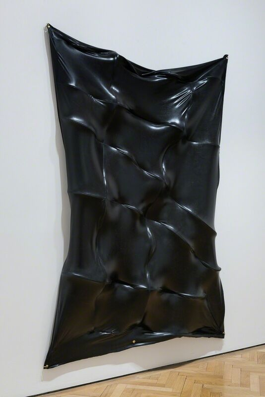 Isabel Yellin, 'A Thicker Skin', 2015, Sculpture, Leatherette and rigiline, Vigo Gallery