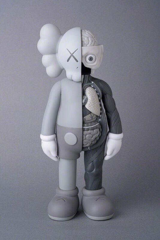 KAWS, 'COMPANION GREY (FLAYED) (OPEN EDITION)', 2016, Sculpture, Vinyl, Marcel Katz Art