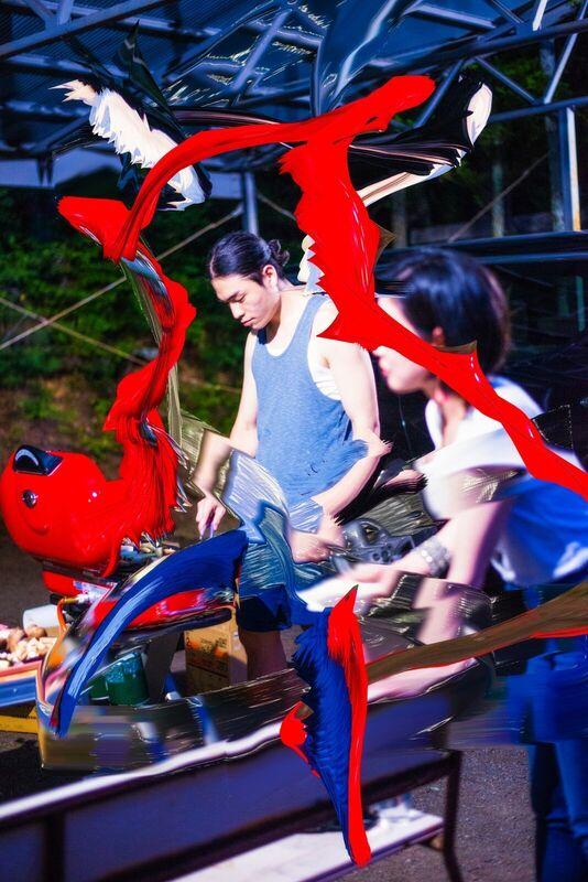 Kenta Cobayashi, 'Ryo #smudge', 2018, Photography, Archival Pigment Print, METRONOM