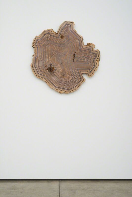 Jason Middlebrook, 'Drawing Time', 2016, Sculpture, Automotive spray paint on maple, Lora Reynolds Gallery