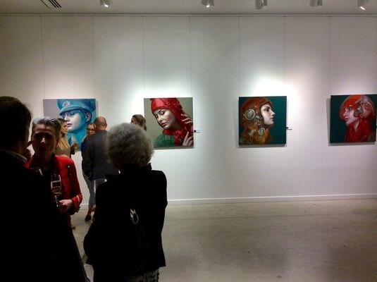Ode to Femme, installation view