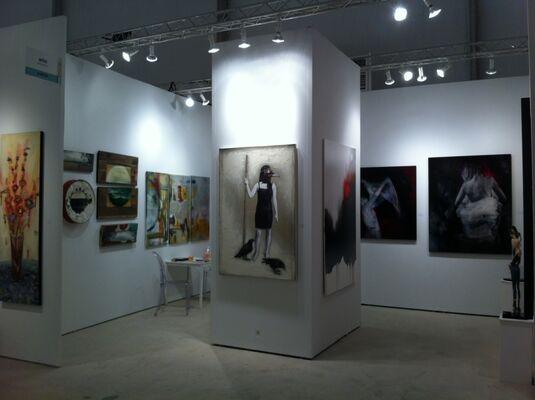 Artêria at Art Southampton 2016, installation view