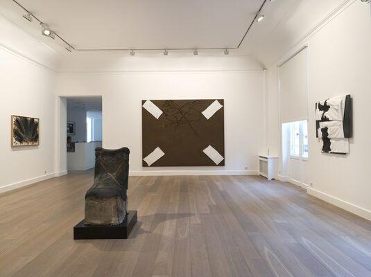 Trio, installation view
