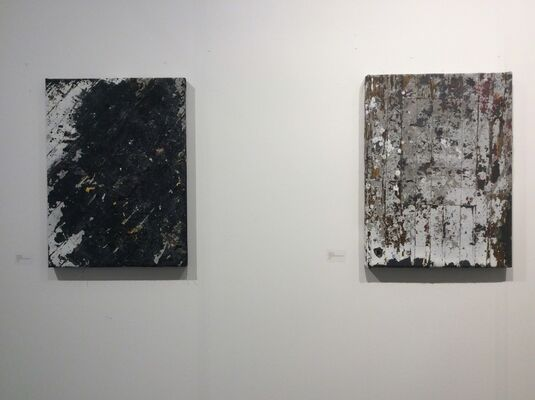 Fernando Luis Alvarez Gallery at Houston Art Fair, installation view