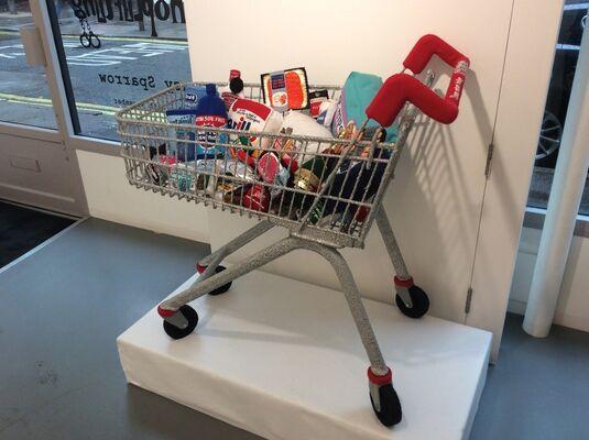 Shoplifting, installation view