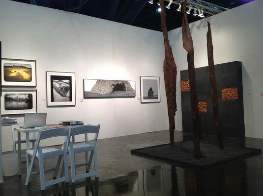 C. Grimaldis Gallery at Texas Contemporary, installation view