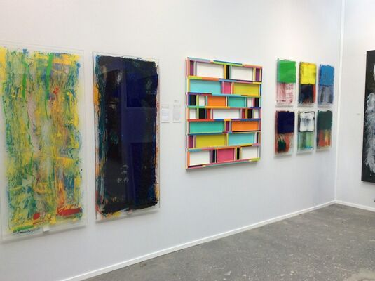 JanKossen Contemporary at SCOPE Basel 2016, installation view