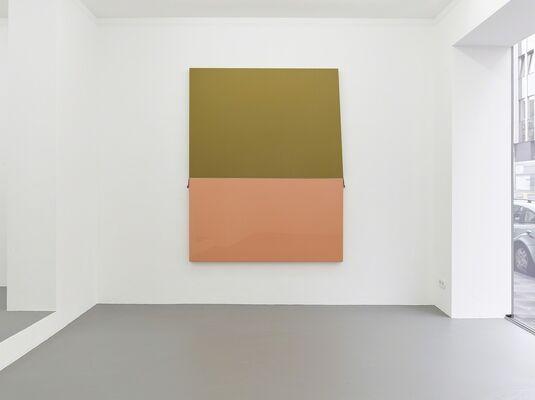 Henrik Eiben | Running on Sunshine, installation view
