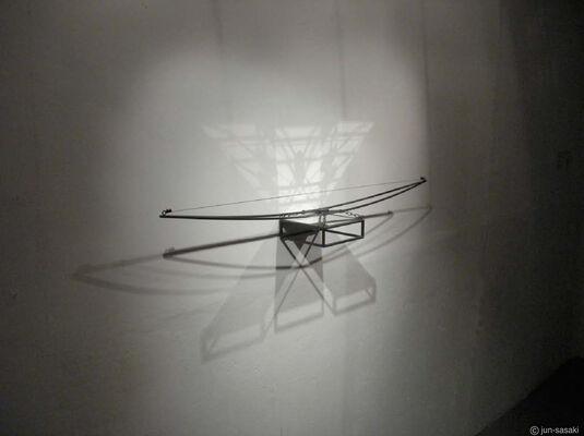 JUN-Sasaki, sculptures in wonderland..., installation view