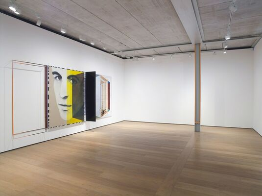 Sequences from a Volatile Now, installation view
