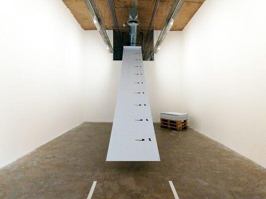 YA! by Adel Abidin, installation view
