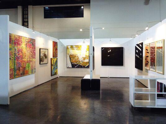 David Krut Projects at FNB JoburgArtFair 2015, installation view