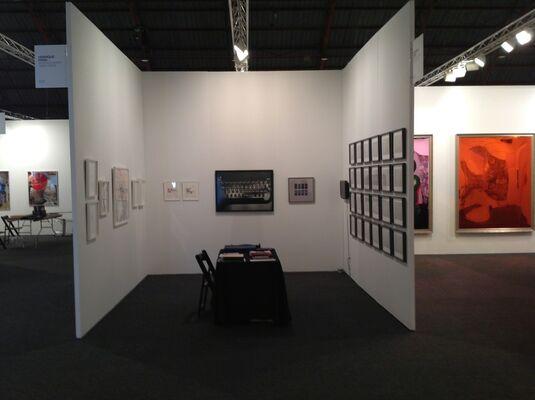 Henrique Faria | Buenos Aires at Art Los Angeles Contemporary 2016, installation view