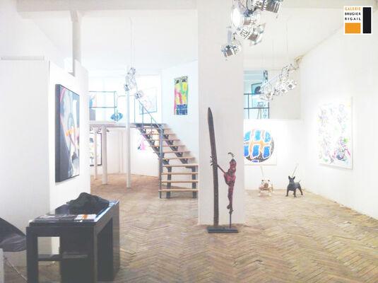Galerie Brugier-Rigail at KIAF 2016, installation view