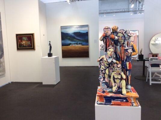 Nancy Hoffman Gallery at Art Market San Francisco 2016, installation view