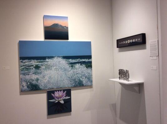 Nancy Hoffman Gallery at Seattle Art Fair 2016, installation view