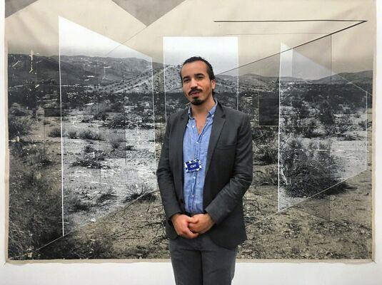 Upfor at Material Art Fair 2018, installation view
