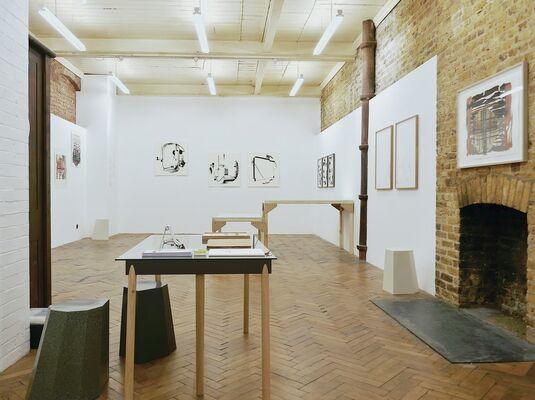 IDN x Fiona Struengmann   Works on Paper, installation view