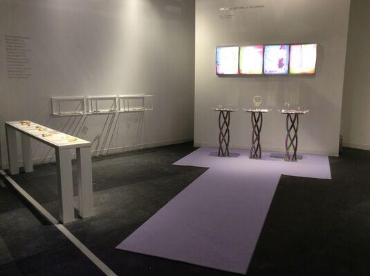 Antonella Villanova at Design Miami/ 2014, installation view