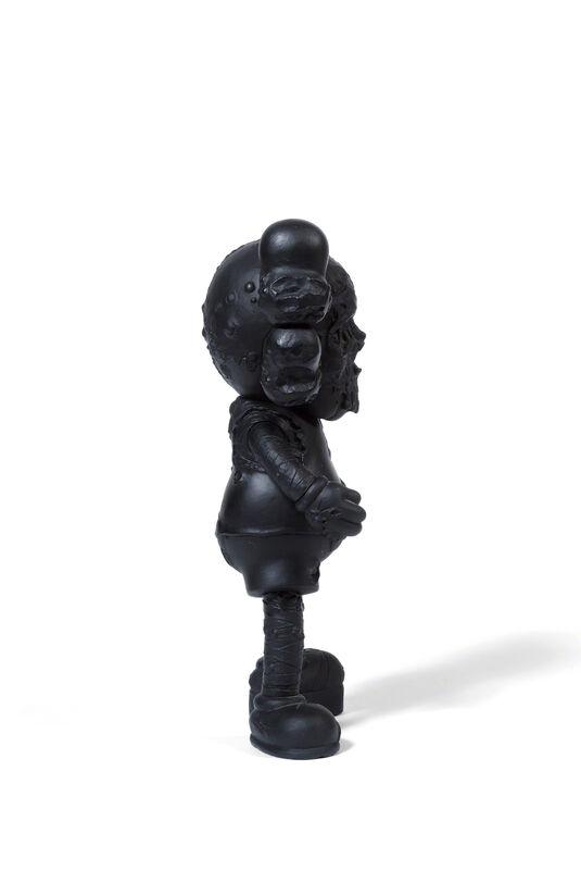 KAWS, 'PUSHEAD COMPANION (Black)', 2005, Sculpture, Painted cast vinyl, DIGARD AUCTION