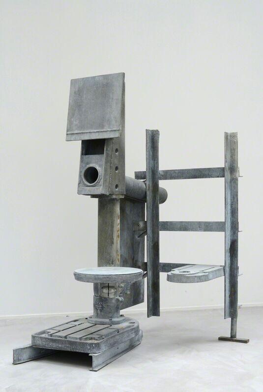 Anthony Caro, 'Polyphemus', 2004, Sculpture, Steel and cast iron, galvanised, Templon