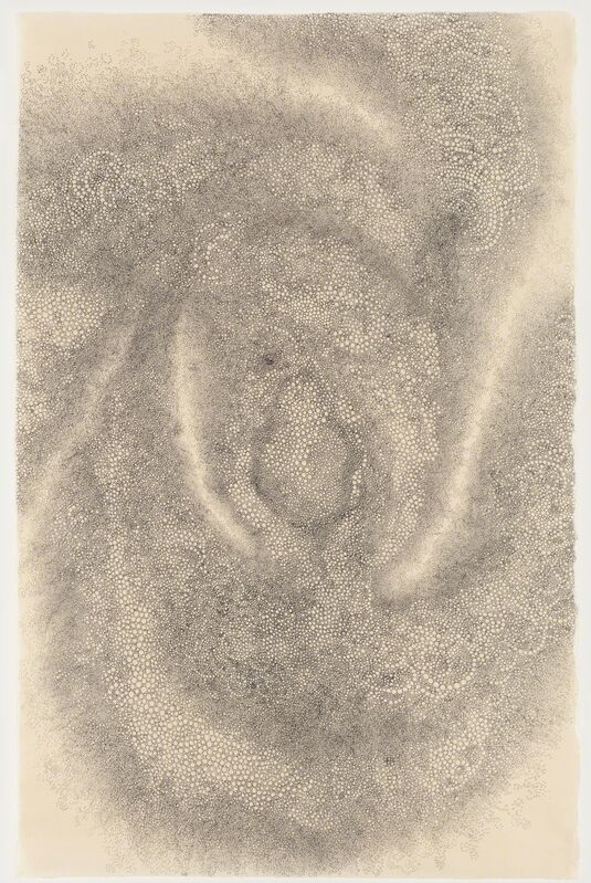 Hiroyuki Doi, 'Untitled', 2017, Drawing, Collage or other Work on Paper, Ink on washi, Ricco/Maresca Gallery