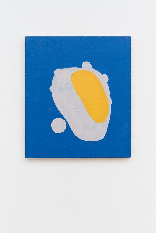 Helmut Dorner, 'Falsche Uhrzeit', 2021, Painting, Acrylic on wood, Kadel Willborn