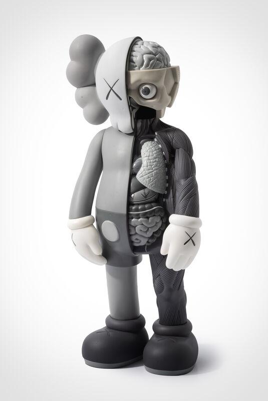 KAWS, 'Disected Companion (Grey)', 2006, Sculpture, Painted cast vinyl, Tate Ward Auctions