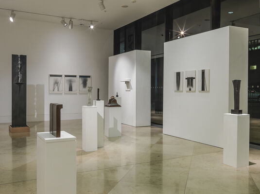 Ann Christopher RA: All the Cages Have Open Doors, installation view