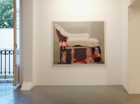 Simon  Edmondson - Chaise-longue, installation view