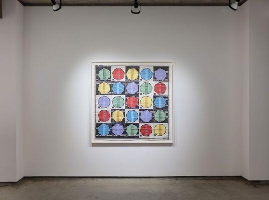 Magic Circles, installation view