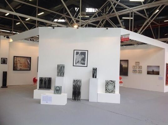 Paci contemporary at The Photography Show 2016 | presented by AIPAD, installation view
