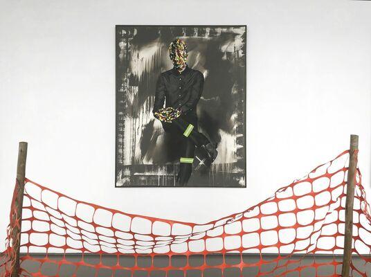 Rory Emmett | Building Ground: Grey Areas, installation view