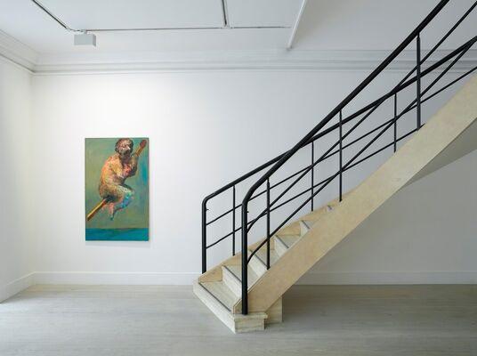 Niyaz Najafov: Absorb, Adhere, Advance, installation view