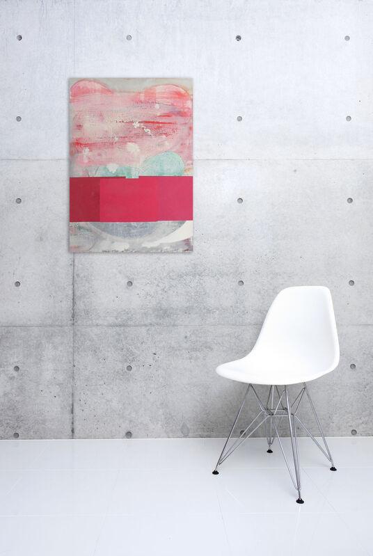 jean feinberg, 'Untitled - OL3.17 (Abstract painting)', 2017, Painting, Oil on linen, IdeelArt