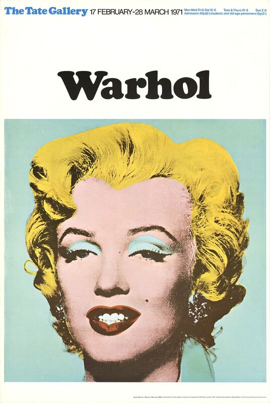 Andy Warhol, 'Marilyn', 1971, Posters, Offset Lithograph, ArtWise