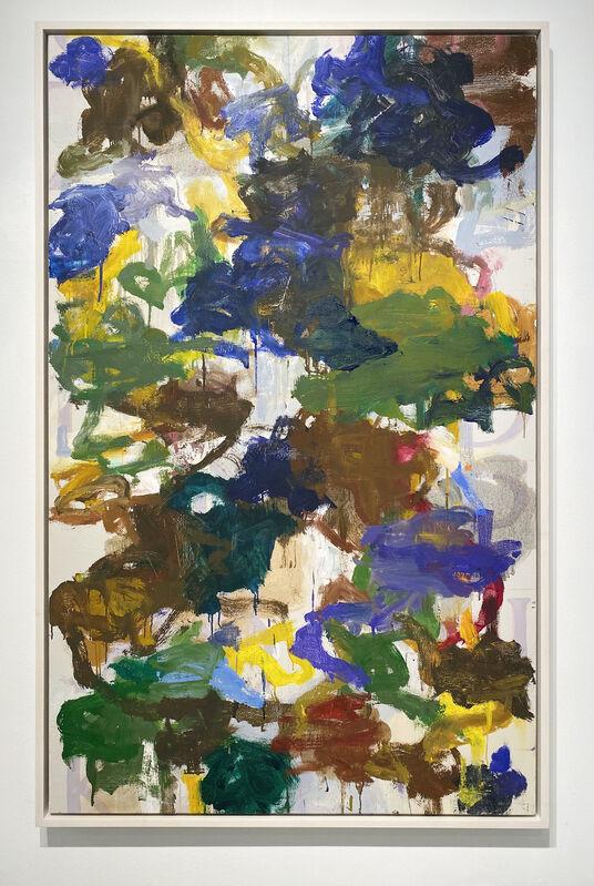Kikuo Saito, 'Winter Blue', 2010, Painting, Oil on canvas, Leslie Feely
