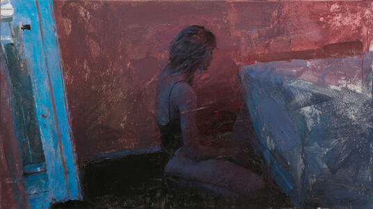 Casey Baugh, 'Room 6'