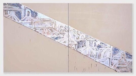 Basil Beattie RA, 'Never Ending', 2004/2005