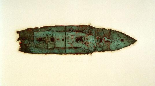 Robert Stackhouse, 'Titanicprint', 1993
