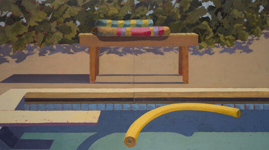 Sterling Mulbry, 'Midsummer Pool'