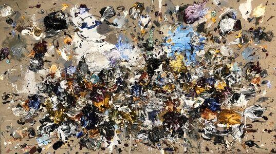 Ismael Lagares, 'Ocher almagre XXII', 2018