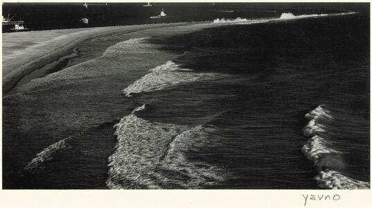 Max Yavno, 'Breakwater in San Pedro (Gateway to Hawaii)', 1945, 49/1945, 49