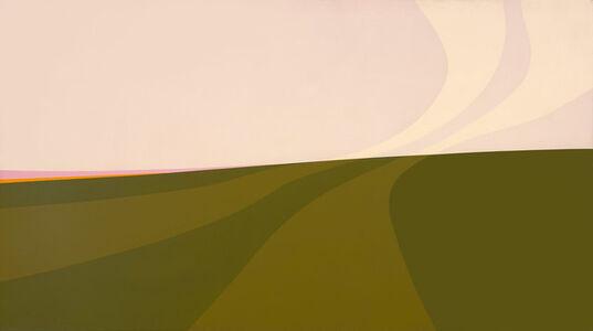 Helen Lundeberg, 'Landscape', 1968