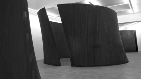 Richard Serra, 'TTI London', 2007