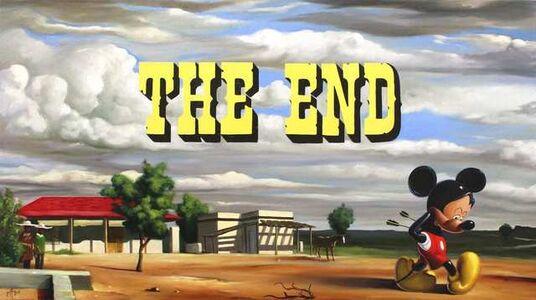 Geoffrey Gersten, 'The End', 2019