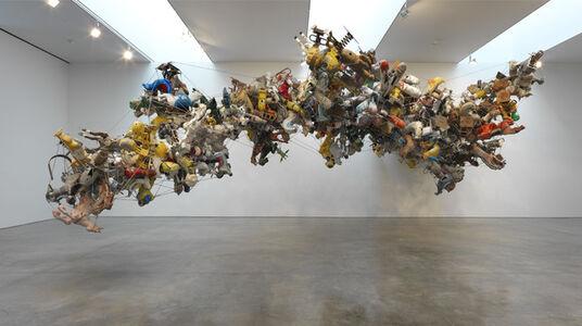 Nancy Rubins, 'Our Friend Fluid Metal', 2013
